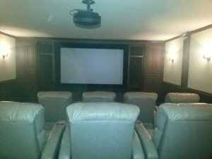 home cinema projector installation atlanta