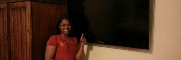 Snellville TV Install