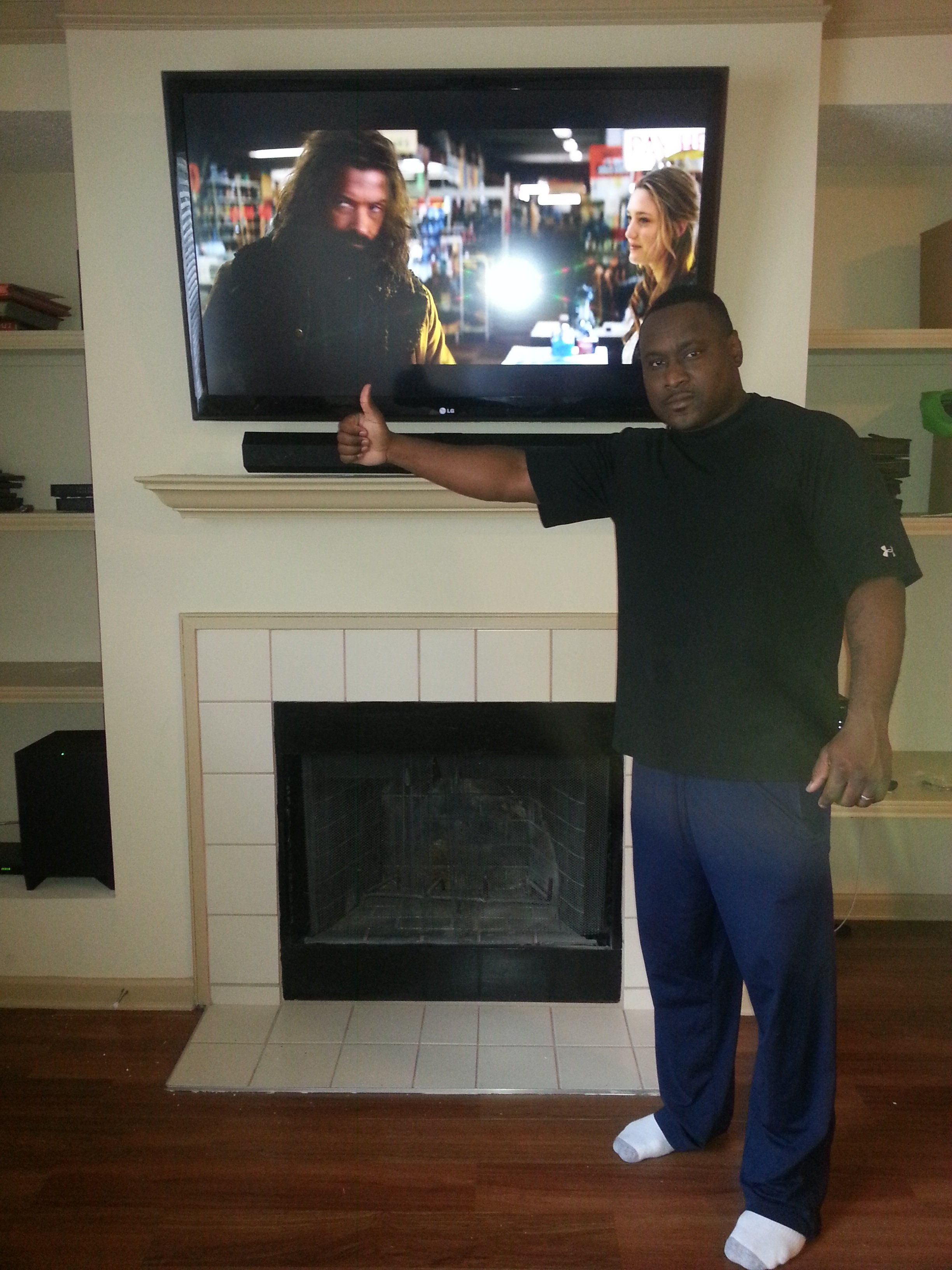 TV Mounting Duluth Ga