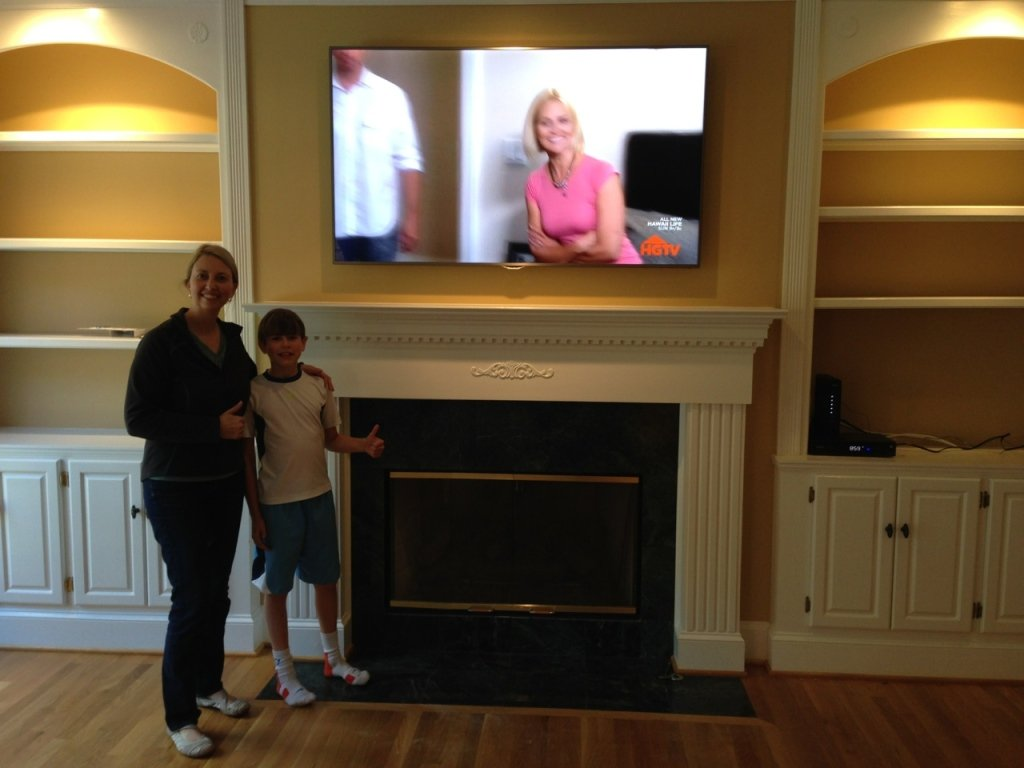 TV Mounting Lawrenceville Ga