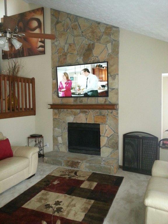 Television install snellville ga