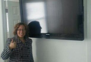 TV Wall Install Marietta GA