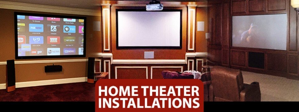 Home Theater and Surround System Installation