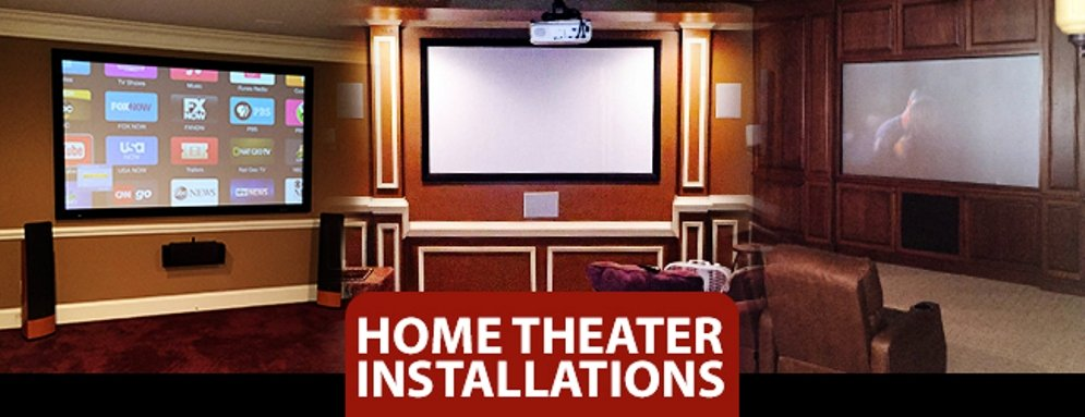 home theater installation in suwanee. Black Bedroom Furniture Sets. Home Design Ideas
