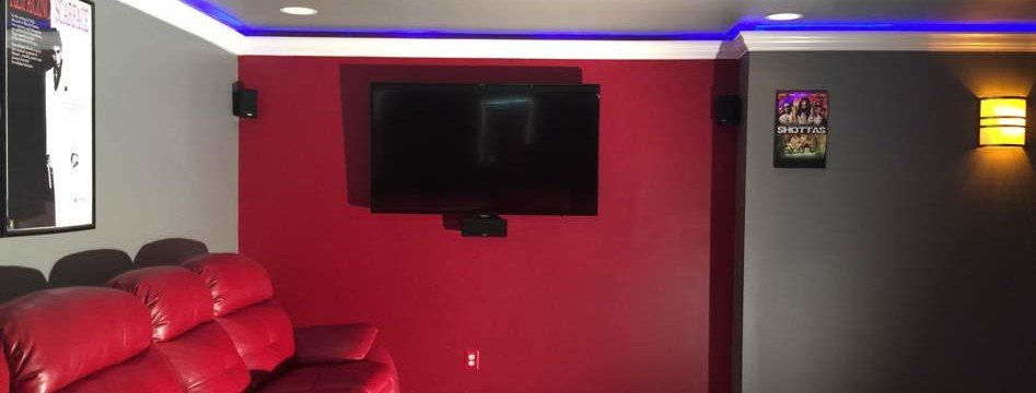 TV Wall Mount Installation in Atlanta