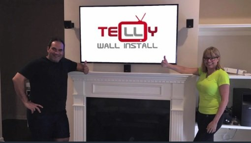 TellyWall Vid Image