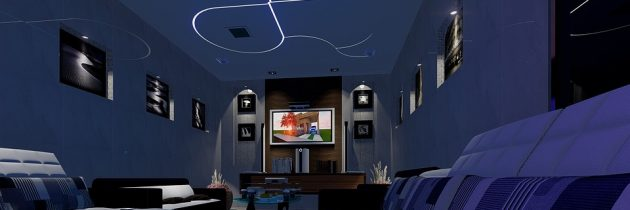 Invite Your Friends Over For A Theater-Worthy Viewing Experience!
