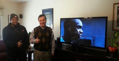 Home Theater Installation Atlanta GA